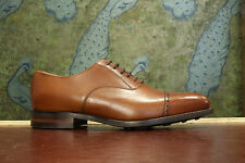 Loake 1880 Cadogan Brown Oxford Shoe 9F - New Slight Seconds RRP £225 (12756)