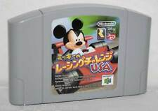 MICKEY NO RACING CHALLENGE USA GIOCO USATO NINTENDO 64 ED JAPAN NTSC/J 33285