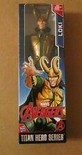 Marvel Avengers Titan Hero Series LOKI ~ 12 inch figure ~ NIP