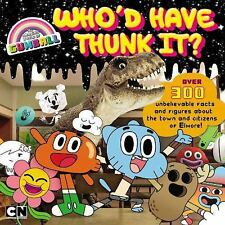 Who'd Have Thunk It? (The Amazing World of Gumball)