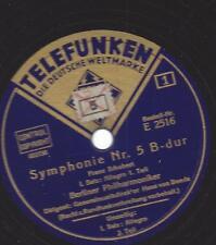 Berliner Philharmoniker - Hans von Benda  : Schubert - Symphonie Nr. 5 in B-dur