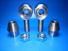 "7/8"" x 3/4"" Bore, Chromoly Panhard Bar Rod End Heim Joints (Bung 1-3/4 /.120)"