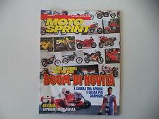MOTOSPRINT 41/1992 SALONE COLONIA/MONOMARCA BETA/FANTIC/CROSS CITTA' DI CASTELLO