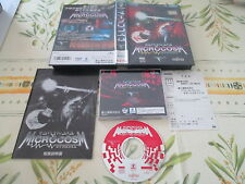 MICROCOSM SHOOT PSYGNOSIS FM TOWNS MARTY JAPAN IMPORT COMPLETE IN BOX!