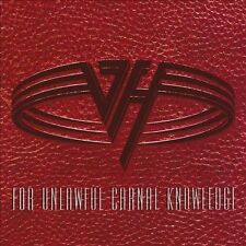 VAN HALEN - For Unlawful Carnal Knowledge (CD, Jun-1991, Warner Bros.)