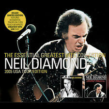 Neil Diamond, The Essential Greatest Hits Collection, Very Good Limited Edition