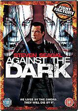 AGAINST THE DARK DVD STEVEN SEAGAL UK REGION 2 NEW