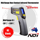 NDI Mid Range Non-Contact Infrared Digital Temperature Gun 180A