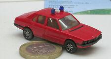 Herpa   4051/4: BMW 528i (alt)    Feuerwehr ELW
