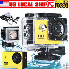 SJ5000 Action Sport Camcorder 12MP HD 1080P Camera Sport DV Cam +Parts for Gopro