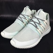 NIB ADIDAS Originals TUBULAR RADIAL Ice Mint green running/training . men's 11