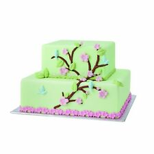 MSC Tree Silicone shape Pie Fondant Wedding cake Cookie Cutter Pastry Cutter