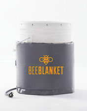 BB05GV - Bee Blanket 5 Gallon Pail Heater w/Cutout for Gate Valve, Fixed Thermos
