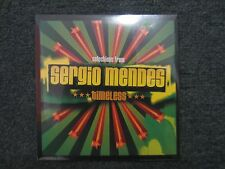 Selections From Sergio Mendes Timeless~2006 6 Track PROMO CD~Black Eyed Peas