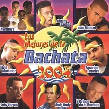 FREE US SH (int'l sh=$0-$3) NEW CD Various Artists: Los Mejores de la Bachata 20