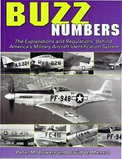 Buzz Numbers: Military Aircraft Identification System Explanations & Regulations