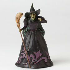 Brand New Release Jim Shore Wizard of Oz Pint Size Wicked Witch Mini 4044762