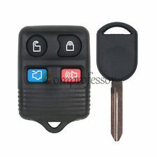 New Remote Control Transmitter +80 Bit Transponder Key for Ford Lincoln Mercury
