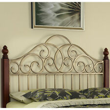 St. Ives Queen/ Full Headboard Bed Bedroom Frame Furniture Home Mid Modern Size
