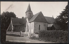 Hampshire Postcard - North Hayling Church    DP149