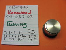 KENWOOD K23-0157-03 TUNING KNOB KR-9940 KR-8840 QUAD RECEIVER