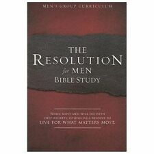 The Resolution for Men : A Small-Group Bible Study by Alex Kendrick and...