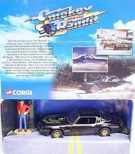"Corgi Toys 1:36 PONTIAC FIREBIRD ""SMOKEY and the BANDIT"" Movie Car CC-54508 MIB!"