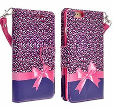 Apple iPhone 6S / 6 Plus Hybrid Leather Wallet Pouch Credit Card Case Flip Cover