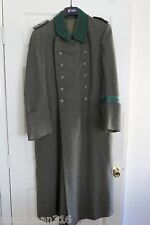RARE WWII GERMAN OVERCOAT UNIFORM w SHOLDER BOARD CUFF TITLE Elite Coat Jacket