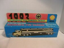 Shell Silverado Tanker Truck Limited Edition 1993 Lights & Sound