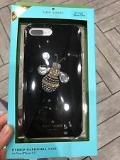 NWT KATE SPADE BEE GERMS RESIN IPHONE 7 PLUS CASE