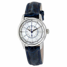 Hamilton H40311691 Women's MOP Dial Blue Strap Diamond Watch
