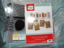 Stampin Up!~~~PAPER PUMPKIN KIT~~FEB 15~LAYERS OF GRATITUDE~Accordion Card kit