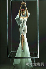 """1:6 Sexy Runaway Bride Clothing wedding dress For 12"""" Phicen Large Bust Figure"""