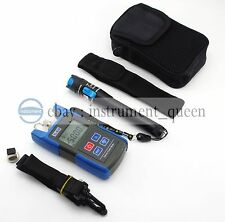 TL510C Optical Power Fober Meter + Visual Fault Locator 1mW Kit For CCTV Test