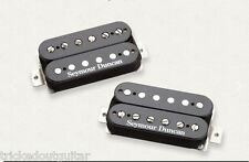 SEYMOUR DUNCAN HOT RODDED HUMBUCKER SET SH-4 SH-2N BLACK