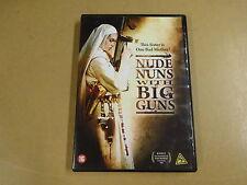 DVD / NUDE NUNS WITH BIG GUNS