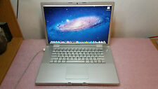 "APPLE MACBOOK PRO 15"" (3,1) 2007 - A1260 C2D 2.4GHz, 3GB, 160GB - VERY CLEAN"