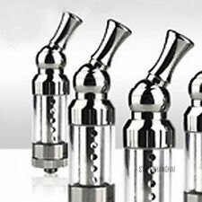 2 X Clear Atomizer Vaporiser Cartomizer Tank Clearomizer Cigarette E Shisha New