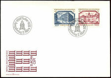 Liechtenstein 1978 Europa FDC First Day Cover #C22103