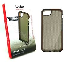 100% Genuine Tech21 D30 Impact Check Case Cover For iPhone SE 5S 5 Smokey