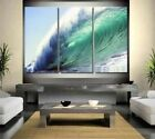Modern Abstract Art Oil Painting ocean waves the canvas (no frame ) N.066