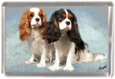 Cavalier King Charles Fridge Magnet No 1  by Starprint