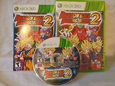 Dragon Ball: Raging Blast 2 (Xbox 360, 2010)