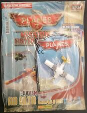 Disney Pixar PLANES 2 magazine giugno 2015 #20 SHARPES 3D sealed model PANINI