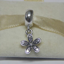 New Authentic Pandora 791491CZ Dazzling Daisy Dangle Box Included