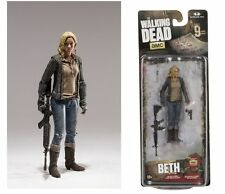 "The walking dead tv series 9 beth greene action figure 5"" tall McFARLANE AMC"