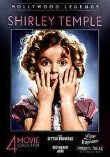 Hollywood Legends: Shirley Temple (DVD, 2015, 2-Disc Set)
