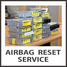Repair service: Reset Airbag module to factory state on FORD Mustang all years