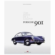 Porsche 901: The Roots of a Legend, Lewandowski, Jurgen, Good Book